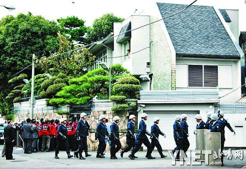 日本最大黑帮山口组的罪与罚(组图)