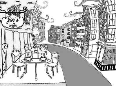 动漫 简笔画 卡通 漫画 手绘 头像 线稿 400_299