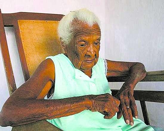 古巴老人胡安娜自称127岁,是世界最长寿的人