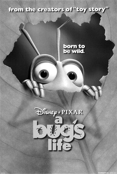 虫虫危机 ,1998年