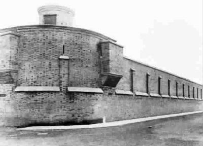 20世纪30年代华德路监狱围墙