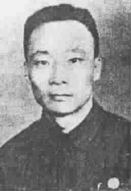 监狱公开党的第一名党员和第一任党支部布告赵英盛