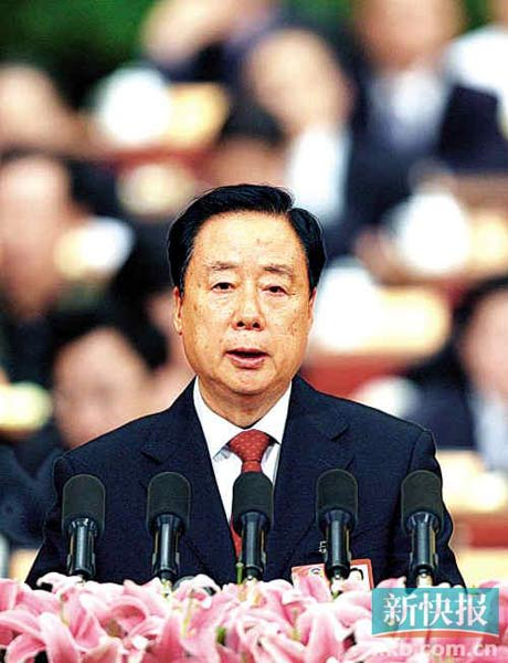 铁道部原副部长孙永福。(资料图片)