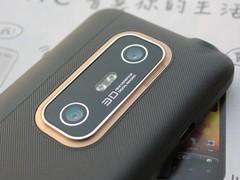 图为 电信版HTC 夺目 3D