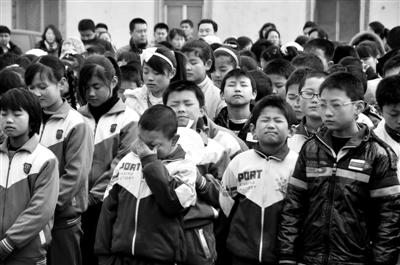 公益组织走进打工子弟校园 300名学生模拟人生-搜狐教育