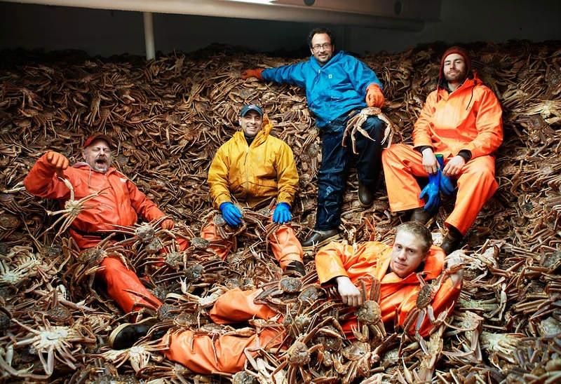 美国摄影师环游世界记录各地捕鱼文化组图 搜