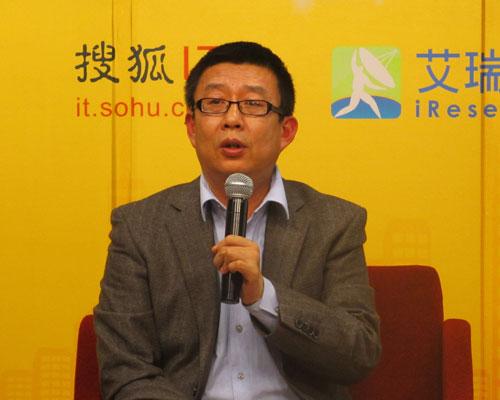 北京大学新闻与传播学院副院长陈刚教授