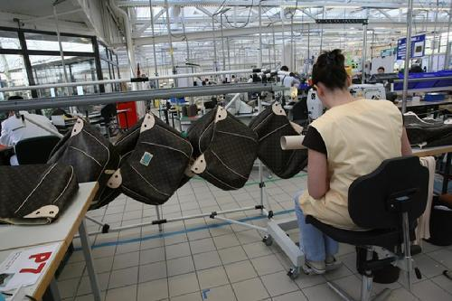 法国,LV制造工厂场景