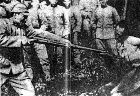 南京大屠杀!不能忘却的历史(组图)