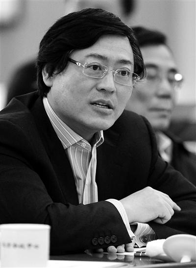 全国政协委员、联想集团董事长杨元庆。
