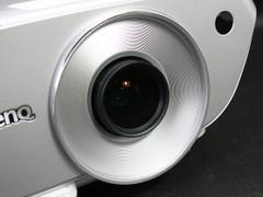 明基W1060投影机细节图