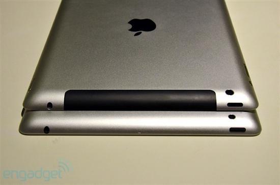 iPad3元件流出的还是3G版的,可惜iPad2是WiFi版的。