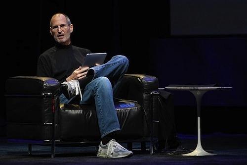 乔布斯和苹果开创了平板电脑市场