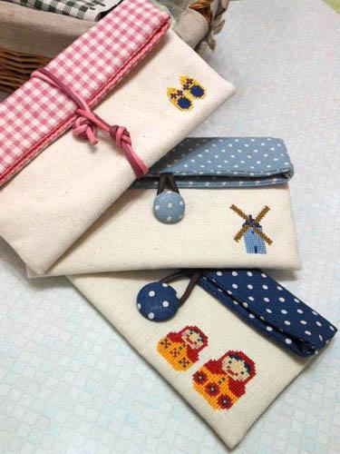 La Belle Époque   信封型小包