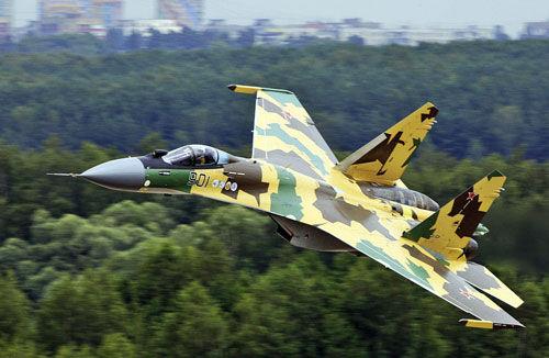中国被指购48架俄制苏35战机 单价约8500万美
