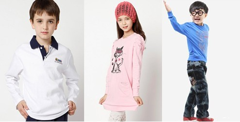 此外,针对每件童装,走秀网服装编辑还会向妈妈们给予简单的服装搭配建议,即使是对时尚非常不敏感的妈妈们也不必为孩子的服装搭配头疼了。