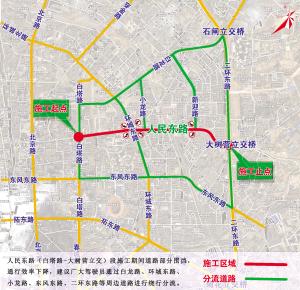 呼市白塔新区规划图