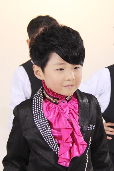 王俊杰入选中国最受欢迎十大童星 或参演公益电影(图)图片