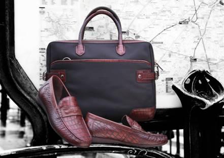 新贵 圣伽 商务 修身 之道 skap/鞋履构成了我们外形的基础,SKAP(圣伽步)全新推出的Lyon(...