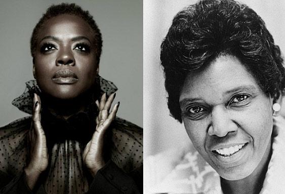 黑人女人黄色电影_维拉-戴维斯出演黑人女性众议员芭芭拉-乔丹