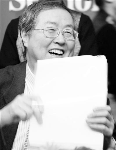 央行 周小川/央行行长周小川摄/记者黑克