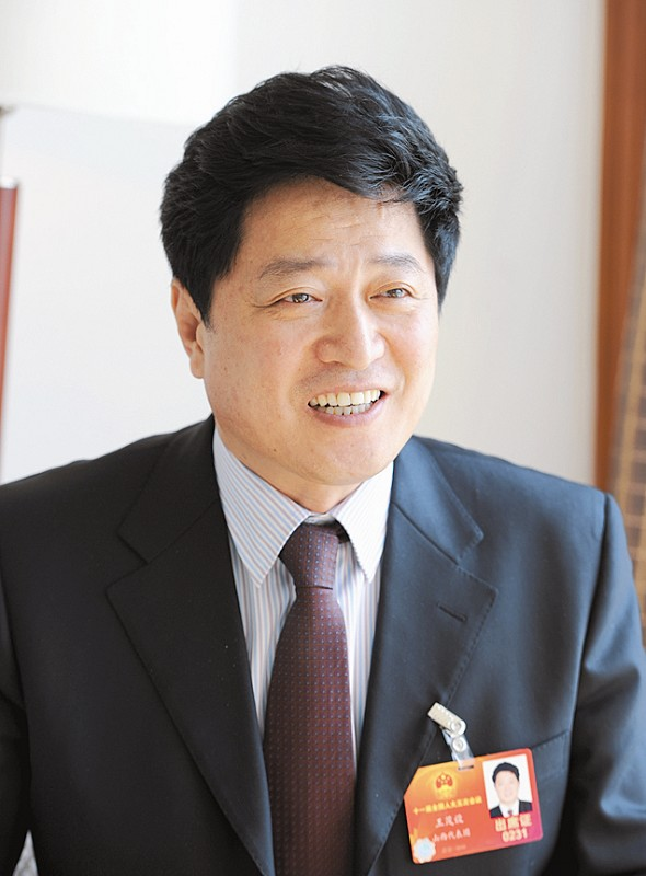 杨绍清 太原铁路局局长