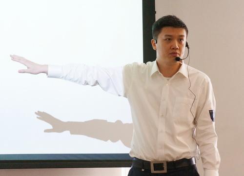 图:丌光宇认为Windows应用开发中蕴藏巨大商机