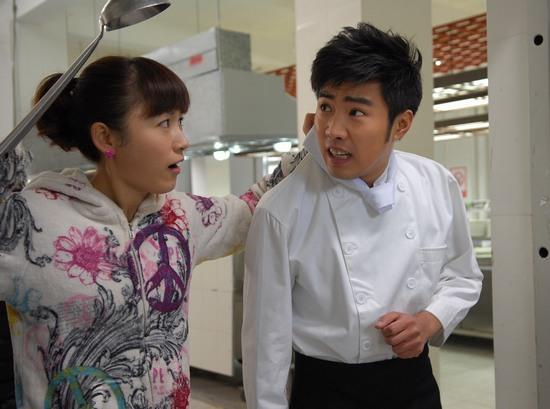 《林师傅在首尔》完美收官,剧中从四川来到韩国的大厨林飞最终与人鱼