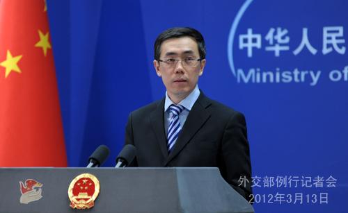 外交部发言人就缅甸军人在云南枪杀中国公民等答问