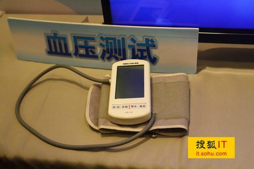 智能电视外接的血压计