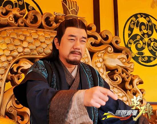 董勇饰演的静王爷