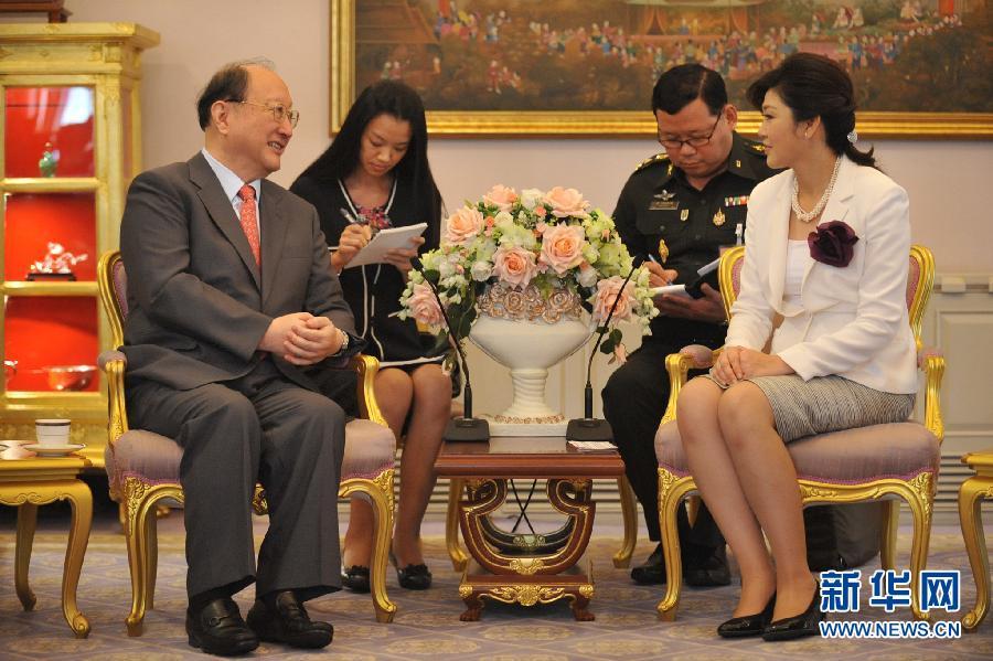 中国友联会_泰国总理会见中国国际友好联络会代表团(组图)-搜狐滚动