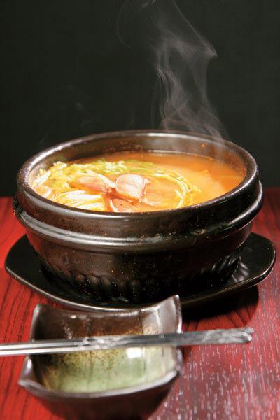 望京美食集中营京城中的韩国餐(组图)的做图片美食谢霆锋图片