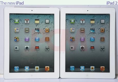 苹果新iPad真机实测