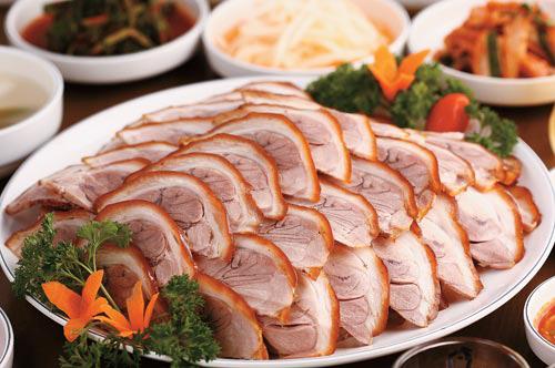 韩国美食集中营韩国望京人眼中的京城餐(美食组图进度表的时间网站建设图片
