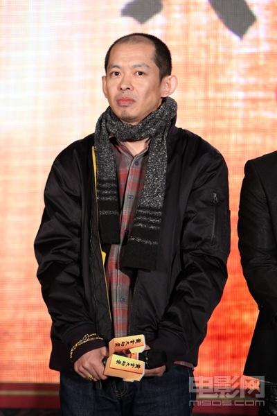 宁浩最新力作《黄金大劫案》在京举办首次发布会,导演宁浩携黄渤,郭涛