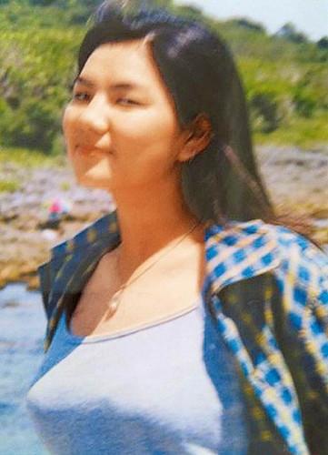 素颜 台湾/Ella的旧照遭妈妈出卖。图片来源:台湾媒体