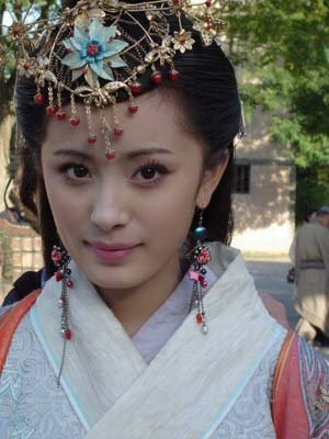 杨幂版王昭君女星演绎古代四大美人谁最经典