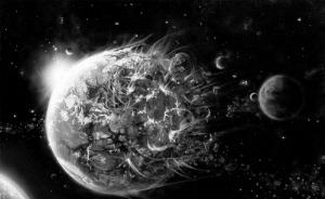 艺术家设计世界末日