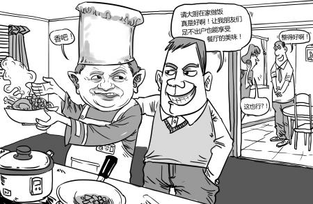 洗菜盆卡通简笔画
