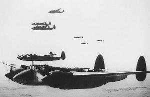 志愿军杜2轰炸机群