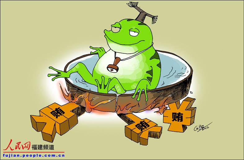 温水煮青蛙 温水煮青蛙的寓意 温水煮青蛙的启示