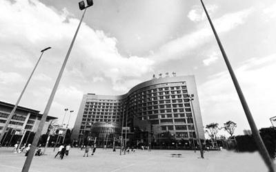 云南农业大学新校区内的五星级酒店-高校频现五星级酒店图片