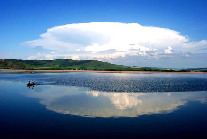 接近地方的组图:呼伦贝尔大天堂(视频)草原苏建军图片