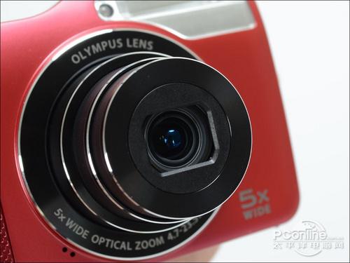 奥林巴斯VG-170的镜头