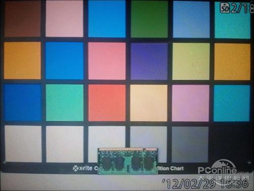 翻拍奥林巴斯VG-170液晶屏