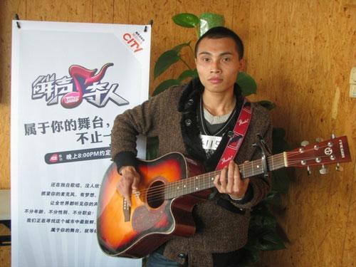 1152号姚启恩——琴弦上的追梦者