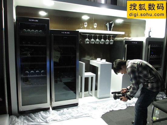 卡萨帝此次发布的成套家电新品