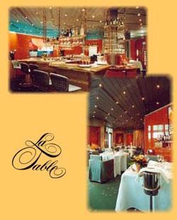 霍赫绥堡赌场的赌桌餐厅