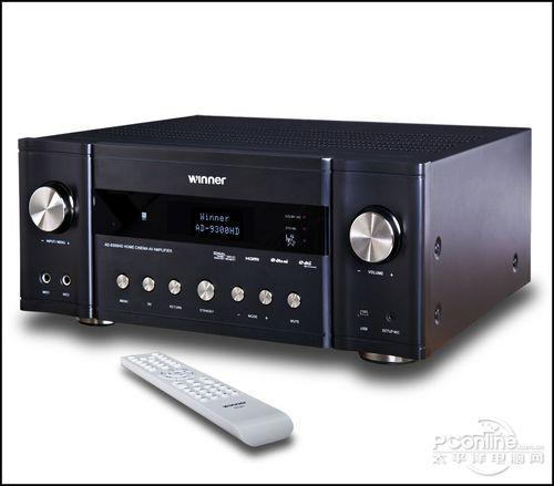 天逸AD-9300HD 7.1声道高清次世代AV功放